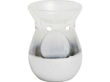 Aromalampa Yankee Candle   skleněná   Stříbrná   průměr 10cm