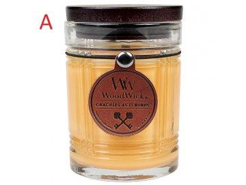 WoodWick svíčka  227g | 3 druhy