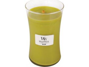 WoodWick svíčka Vrbové květ | 610g