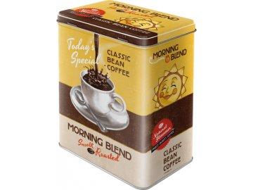 Dóza na potraviny Morning blend 14x20cm