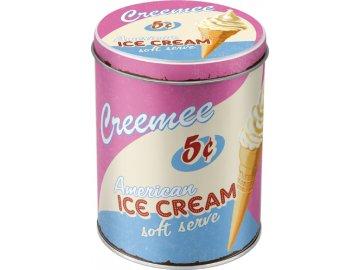 Dóza na potraviny Ice Cream 10x13cm