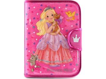 Pouzdro | My Style Princess | Růžové | s blokem | pastelkami a doplňky