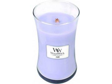 WoodWick svíčka Šeřík   610g