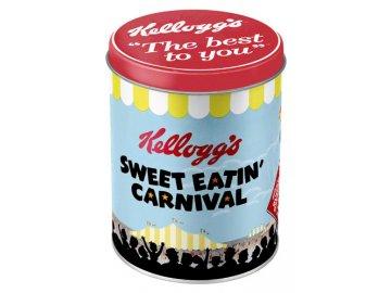 Dóza na potraviny Kellogg's Sweet Eatin Carnival 10x13
