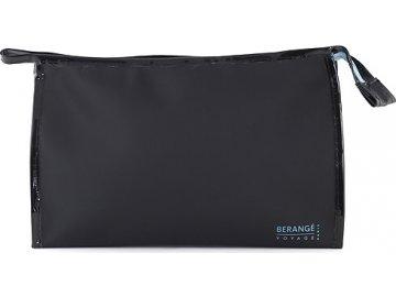Kosmetická taška   Berangé Voyage   černo-modrá