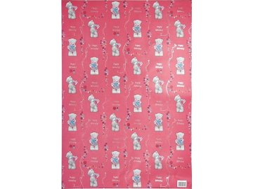 Balicí papír | Me to You | narozeninový | 50x70cm