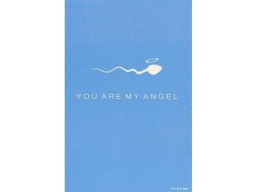 Blahopřání | Born 2B | YOU ARE MY ANGEL