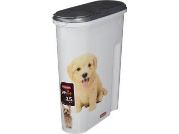 Curver | Kontejner | na 1,5kg suchého krmiva | Pro snadné uskladnění a dávkování suchého krmiva