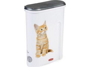 Kontejner | Curver | na krmivo pro kočky
