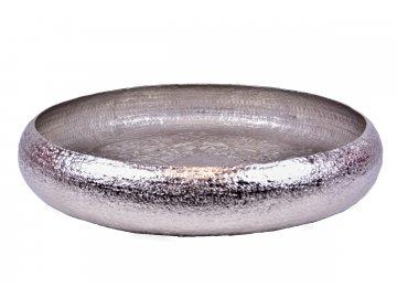 Miska Rubina stříbrná 56x10cm