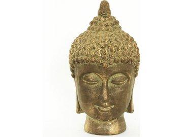 Socha Buddha | keramická | 16x16x30cm