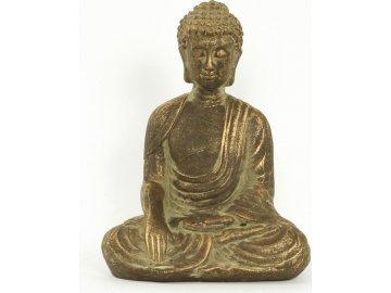 Socha Buddha | keramická | 20x14x28cm