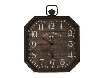 kovove nastenne hodiny antiques