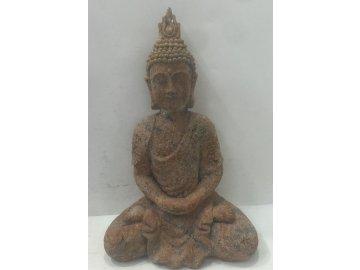 Budha MgO keramika | zahradní dekorace | 36x22x55cm