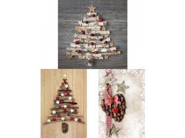 Taška dárková velká | vánoční | varianty