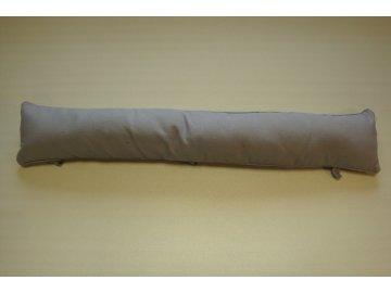 Dveřní zarážka dlouhá 78x13cm