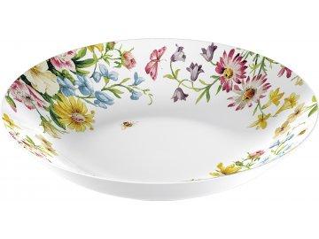Talíř | na těstoviny | porcelánový | English Garden