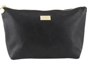 Kosmetická taška | Elite Models ASST | Černá se zlatým zipem