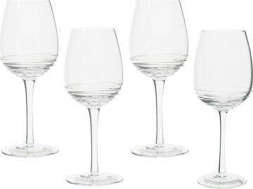 Skleničky na červené víno Ciara
