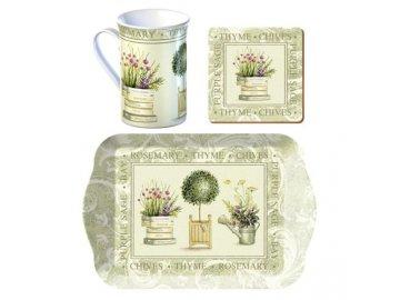 Snídaňový set Topiary