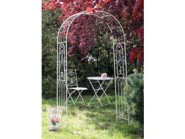 Zahradní oblouk | bílý