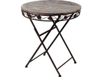 Kovový stůl