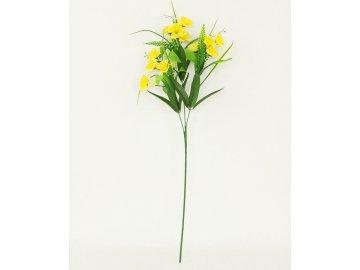 Umělé květiny - narcisky