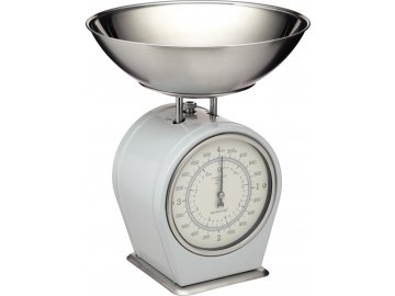 Kuchyňská váha Living Nostalgia | šedá