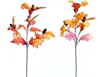 Podzimní větvička Quercus | 61 cm