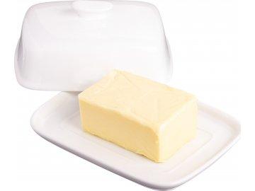 Porcelánová dóza na máslo Kitchen Craft
