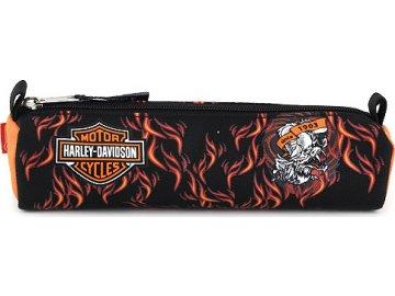 Školní penál Harley Davidson čtvercový
