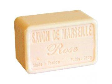 Mýdlo francouzské přírodní RŮŽE IV