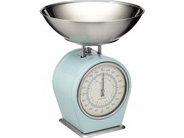 Kuchyňská váha Living Nostalgia modrá