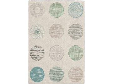 Kusový koberec Bronx | bílý | varianty