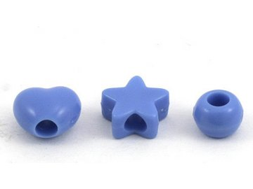 Diddl & Friends Písmenkové kostky Diddl Písmenkové kostky Diddl tretky - koncovky světle modrá