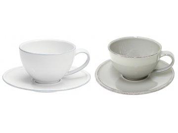 Hrnek na čaj s podšálkem   Friso   0,25l