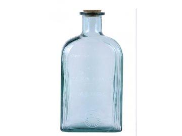 Skleněná láhev| 2 barvy