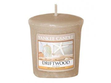 Yankee Candle svíčka Naplavené dřevo | 49g