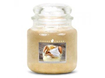 Svíčka ve skle | Banánový pudink | 450g