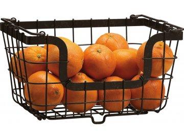 Drátěný košík na ovoce a zeleninu