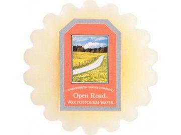Vonný vosk Open Road
