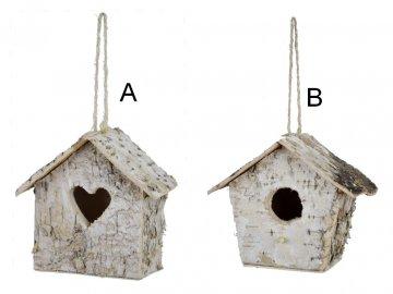 Ptačí budka | dřevěná