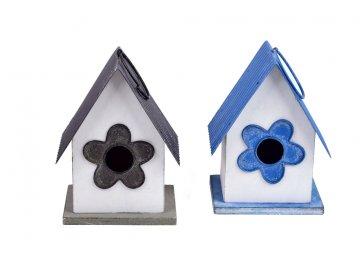 Domeček pro ptáčky | dřevěný