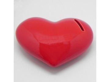 srdicko pokladnicka keramika cervena (1)