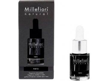 Aroma olej Millefiori Milano Natural, 15ml/Nero