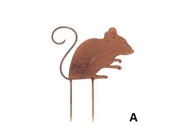 Myš | na zapíchnutí | varianty