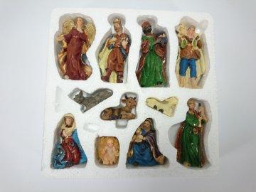 Betlém figurky 11ks