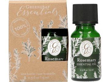 Esenciální olej Rosemary