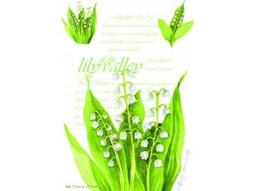 Vonný sáček Lily of Valley