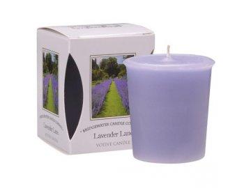 Votivní svíčka LAVENDER LANE 56g